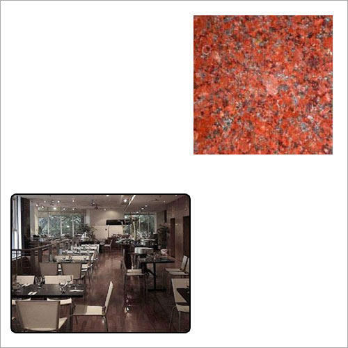 Ruby Red Granites for Hotels
