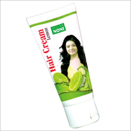 Divine Noni Hair Cream Lemon - 50Gms