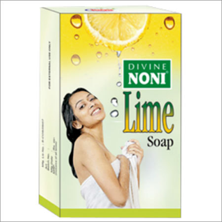 Divine Noni Lime Soap