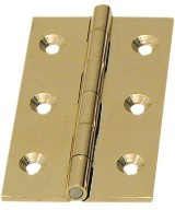 Brass Heavy Hinges