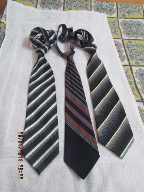 Formal Striped Ties