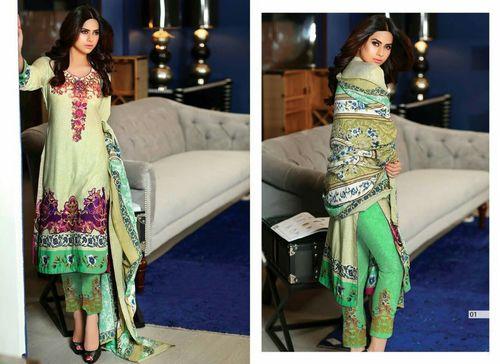 Ladies  Embroidery Dresses