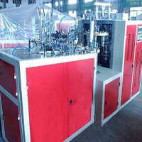 Cup Paper Making Machine