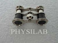 Binocular Brass with Leather