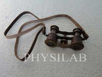 Binoculars Brass Antique Finishing