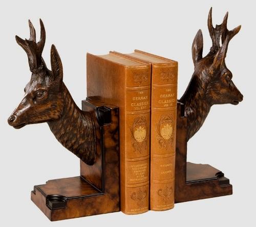 Aluminium Animal Bookends