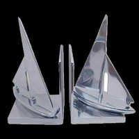 Aluminium Bookends