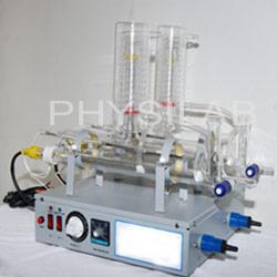Glass Distillation units