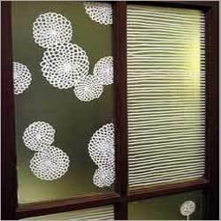 Decorative Window Glass Film