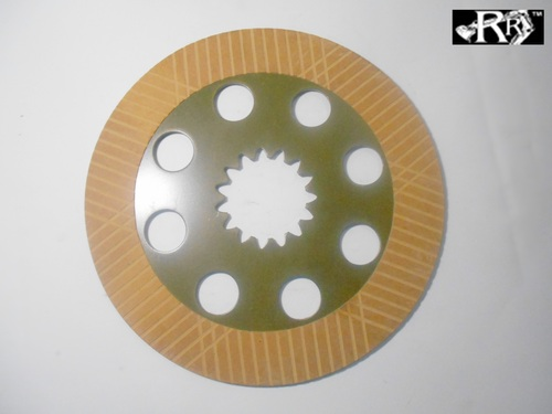 FRICTION PLATE TRANSMISSION 3DX