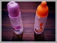 Baby Feeding Bottles without Handles