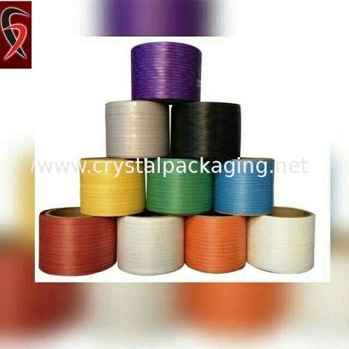 Fully Automatic Box Strap Roll