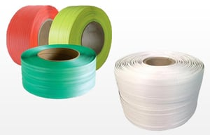 Semi Automatic PP Box Strap Roll