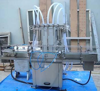 Automatic Volumetric Liquid filling Machine