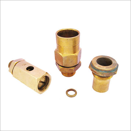 Brass Cooker Whistle Part