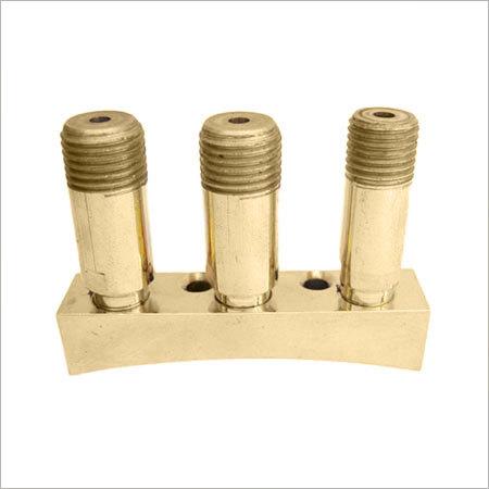 Brass Pressure Gauge Parts
