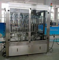 Automatic Corrosive Liquid Filling Machine