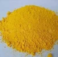 Mercuric Oxide Yellow