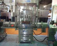 Automatic Liquor Filling Machine