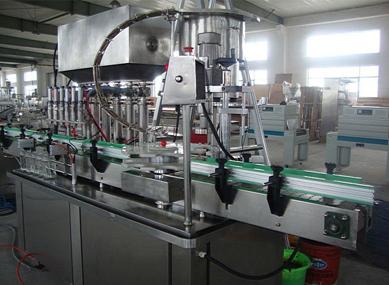 Essential Oil Filling Machine