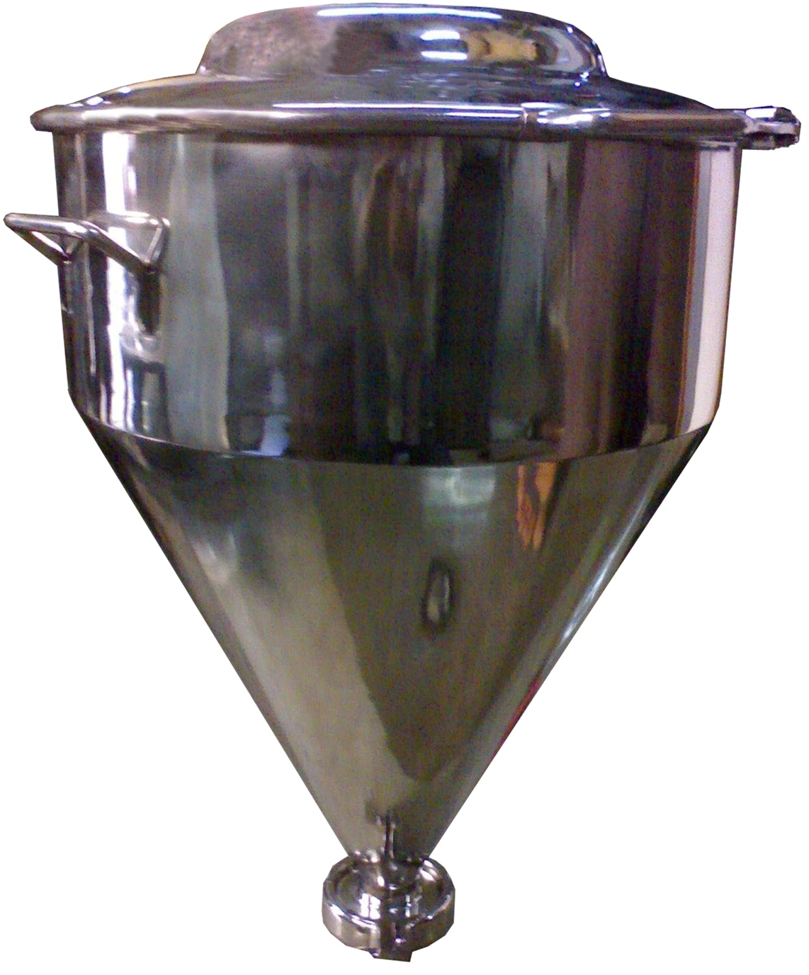 SS Hopper Jacketed