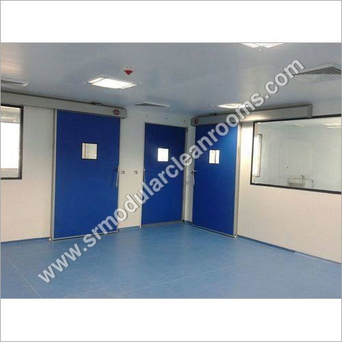 Modular Clean Room Doors