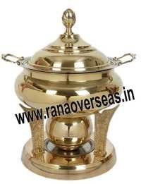 WHOLESALE BRASS METAL CHAFING DISH