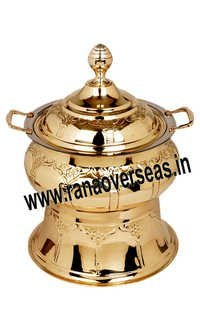 BRASS CHAFING DISH FOR RESTAURANTS