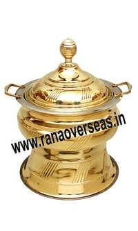 BRASS CATERING CHAFING DISH