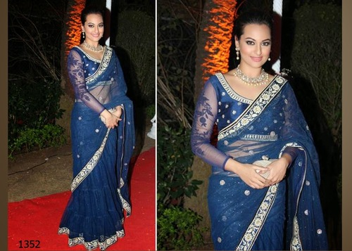 Bollywood Actress Sarees