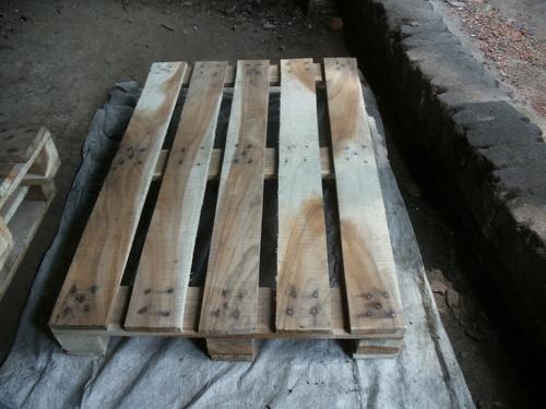 Euro Type Hardwood Pallets