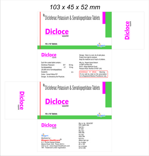 Dicloce