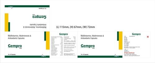 Gempro Capsules