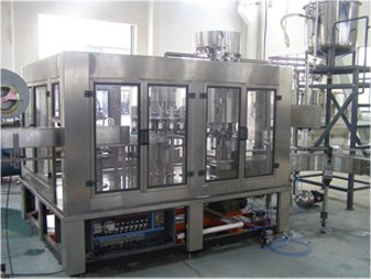 Beverages Filling Machine