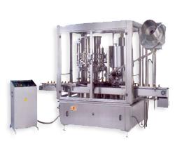 Automatic Rotary Piston Filling Machine