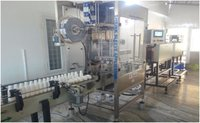 High Speed Shrink Sleeve Labeling Machine 400M