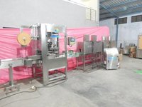 Automatic High speedshrink sleeve Labeling Machine