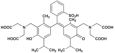 Methyl Thymol Blue AR