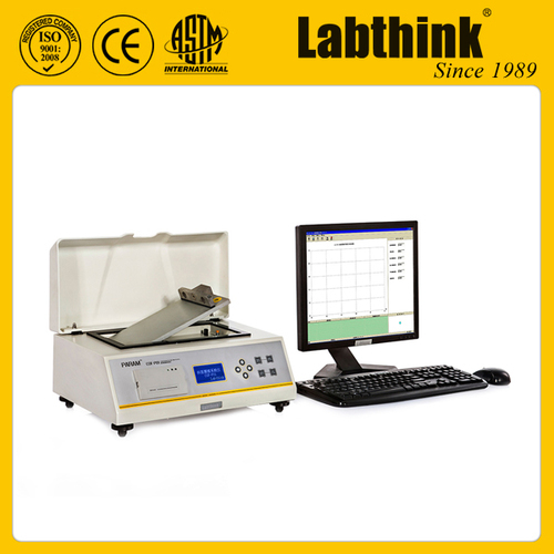 Inclined Surface Coefficient Of Friction Tester