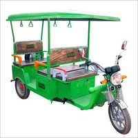 Battery Operated Rickshaw