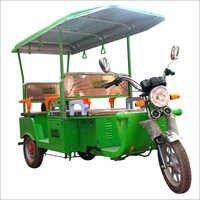 Eco Friendly Rickshaw