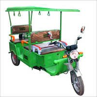 Three Wheeler Rickshaw