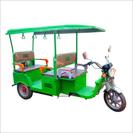Three Wheeler Battery Rickshaw