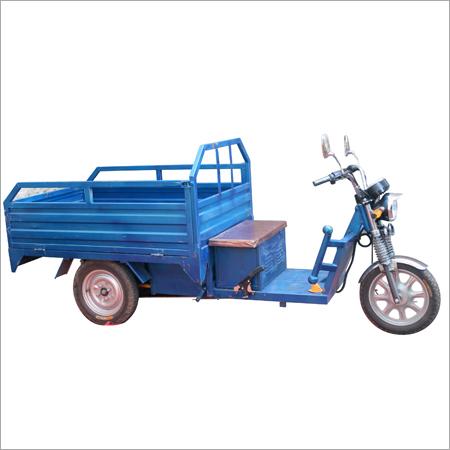 Chargeable E Rickshaw
