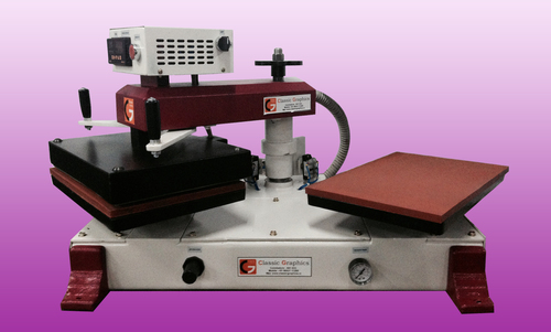 Pneumatic Heat Transfer Press