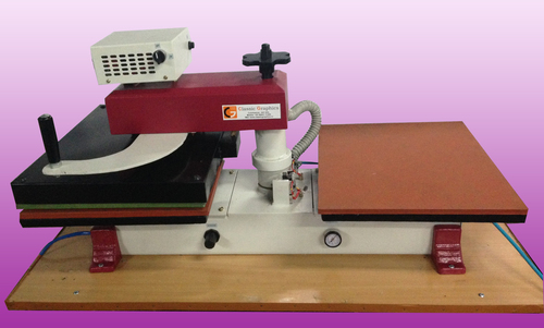 Heat Transfer Press Fusing Machine