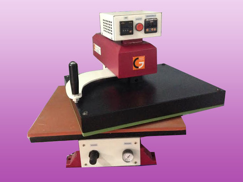 Heat Transfer Fusing Machine