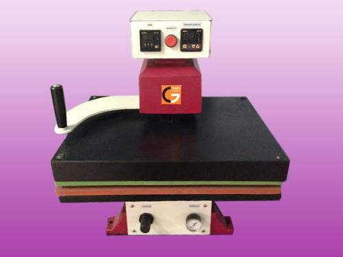 Textile Fusing Press Machine