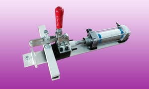 Screen Stretching Machine Clamps