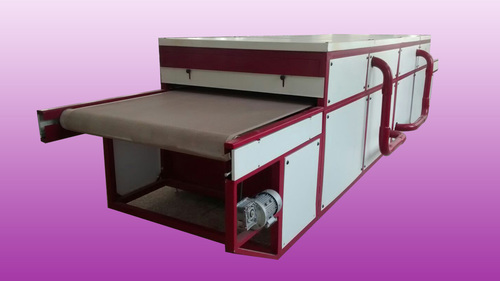 Conveyor Curing Machine
